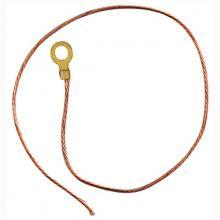 Westinghouse 2149400 Bare Copper Ground Wire with Lug