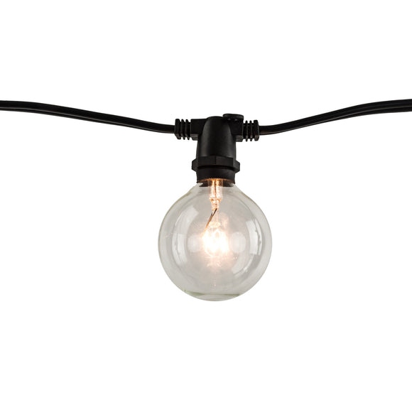 Bulbrite 810054 Fixtures G16 Globe String Lights