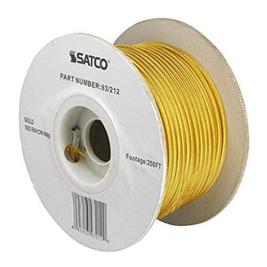 Satco 93/212 Electrical Wire