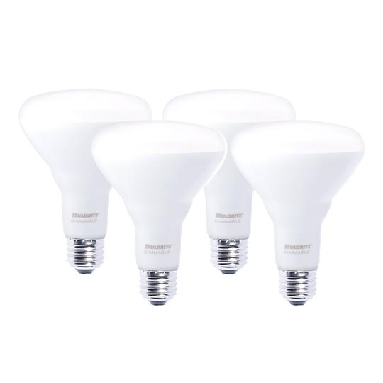 Bulbrite 773353 LED BR30 - 4000 Kelvin (Pack Of 4)