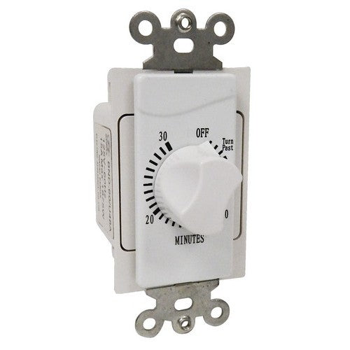 Morris Products 80490 30 Min Spring Wound Timer SPST