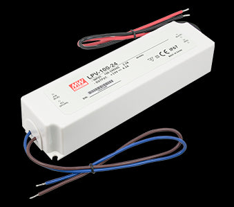 American Lighting LED-DR100-24 LED-DR100 Constant Voltage Hardwire Driver