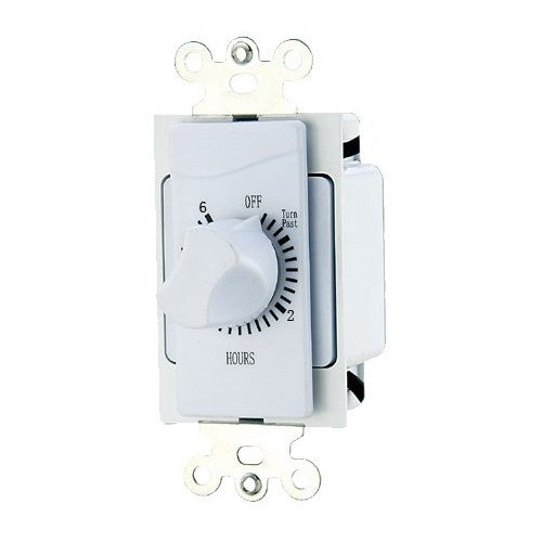 Morris Products 80496 6 Hr Spring Wound Timer SPST