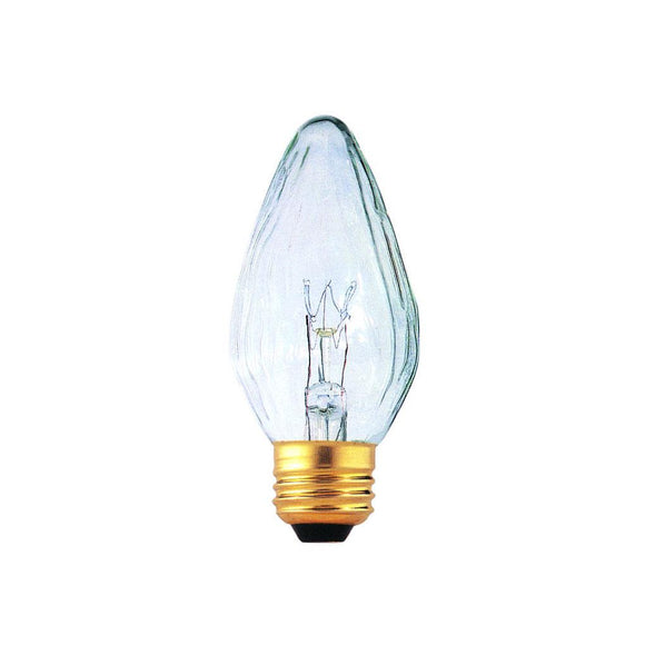 Bulbrite 421125 25 Watt F15 Incandescent White Fiesta