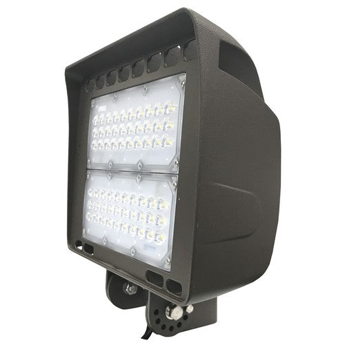 Morris Products 71352A 80W LED Flood Trunion 5000K Br