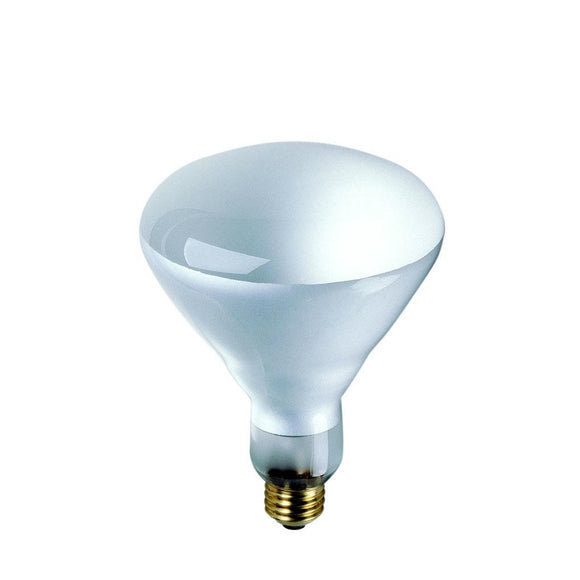 Bulbrite 258006 65 Watt Br40 Incandescent White Reflector Flood Frost
