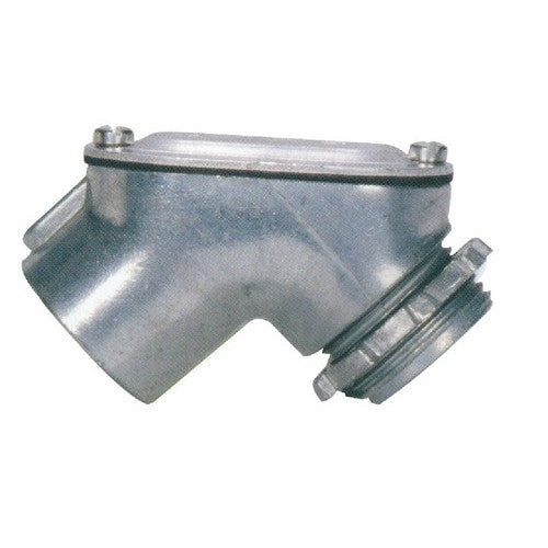 Morris Products 14404 1/2 inchRigid to Box Pull Elbow