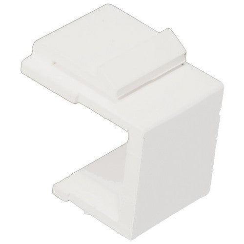 Morris Products 88226 Blank Module Insert Wh