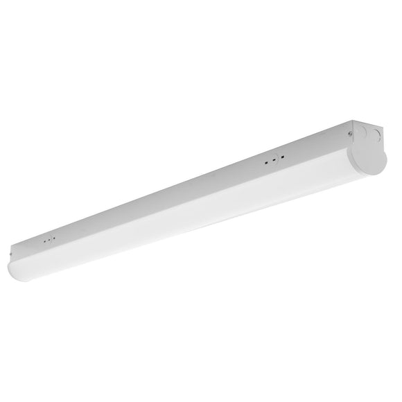 Sunlite  85365-SU - LFX/EC/8'/75W/MV/D/DLC/35K 8 Feet LED Integrated Wraparound Strip Fixture, 3500 Kelvin