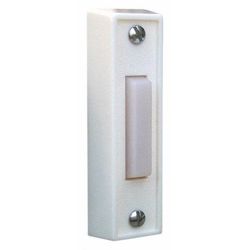 Morris Products 78232 Plastic Lit Pushbutton White