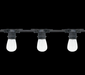 American Lighting LS-M-24-BK