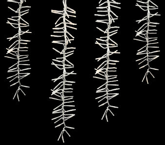 American Lighting LED-SNOW-KIT-PW Snowfall Light LED Light String - Pure White