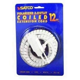 Satco 93/170 Electrical Power Cords
