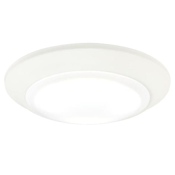 Westinghouse 6323300 Large LED Surface Mount White Finish with Frosted Lens - Dimmable