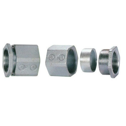 Morris Products 14443 1-1/4 inchRigid 3Piece Coupling