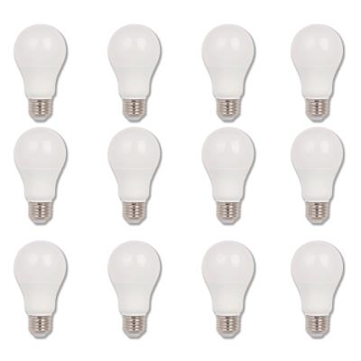 Westinghouse 3517300 Omni A19 LED General Purpose Non-Dimmable ENERGY STAR Light Bulbs - 9.5 Watt - 2700 Kelvin - E26 Base  (12-Pack)
