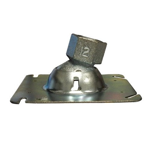Morris Products 18093 4 inchSquare Fixture Hanger