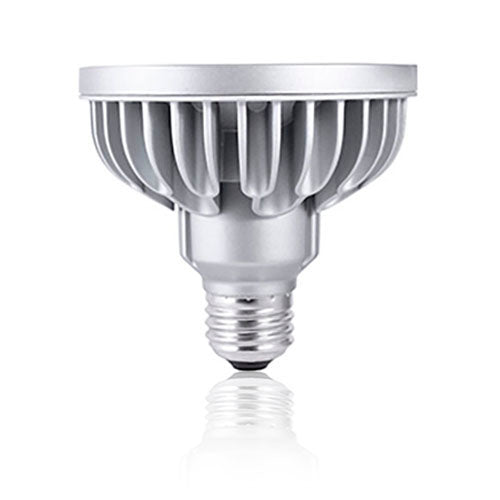 BULBRITE 777670 13.8 Watt PAR30S LED - E26 Medium Base - 2700 Kelvin Warm White - 1190 Lumens - Silver - 120 Volt
