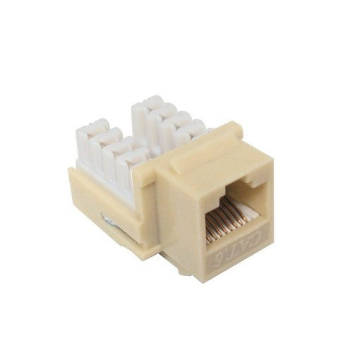 Morris Products 88420 Cat 6 110 Ivory Jack