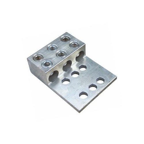 Morris Products 90962 800 3Cond 2/4Hole Alum Lug
