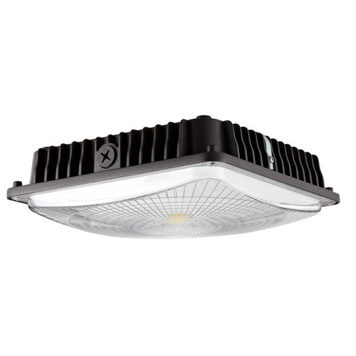 Morris Products 71606B LED UltraThin Canopy Light  70W Br 4K