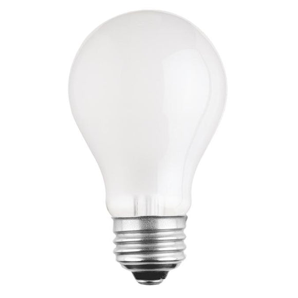 Westinghouse 0342200 25 Watt Incandescent A19 Low Voltage Frost - 2700 Kelvin - Warm White - 250 Lumens - E26-Medium Base - 12 Volt - Box
