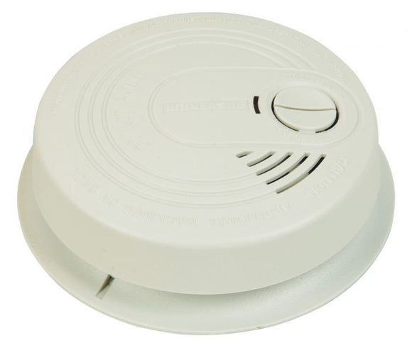 Craftmade SS5304 - Smoke Alarm - Hardwired with Battery Back-Up - White