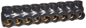 Morris Products 97659 350- 9 Blk Insul Conn Dual
