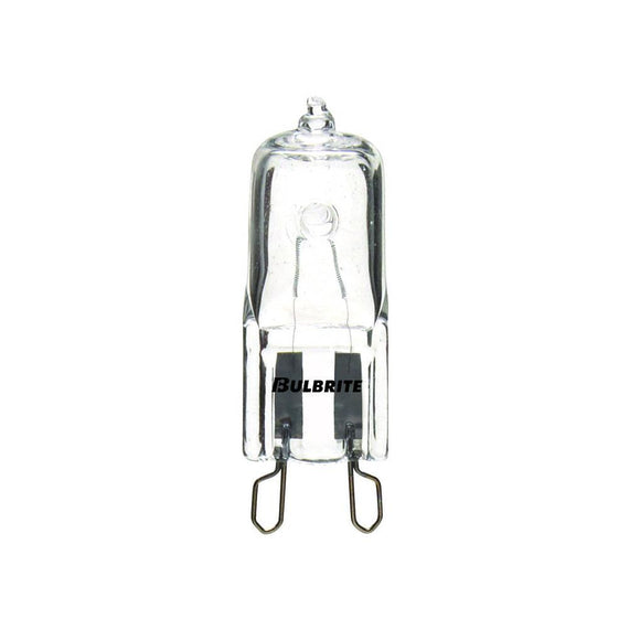 Bulbrite 654020 20 Watt T4 Halogen White Jcd