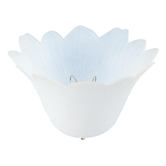 Westinghouse 8149900 Polypropylene Satin Tulip Clip-On Shade