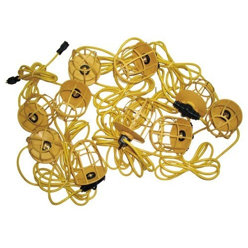Morris Products 71190 50 Ft Temp String Lights