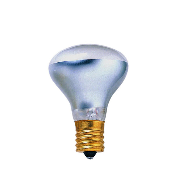 Bulbrite 201025 25 Watt R14 Incandescent White Reflector Flood Neodymium