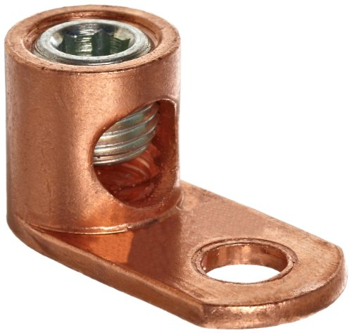 Morris Products 90554 #8-1/0 Copper Lug