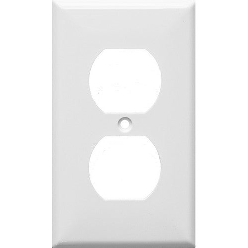 Morris Products 81411 Wh 1 Gang Duplex Receptacle