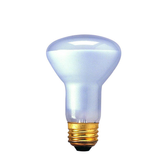 Bulbrite 221045 45 Watt R20 Incandescent White Reflector Spot Frost