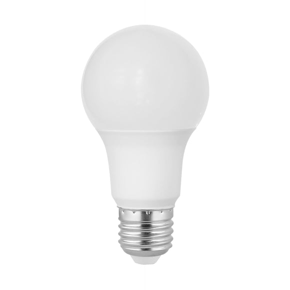 Satco S11400 A19 9 Watt LED Frosted Bulb - Pack of 10