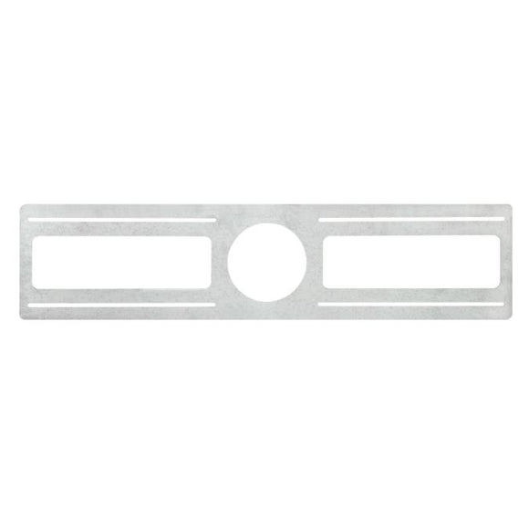 Westinghouse 509506913 Bracket for 4 in. Slim Recessed Downlights - Steel Finish