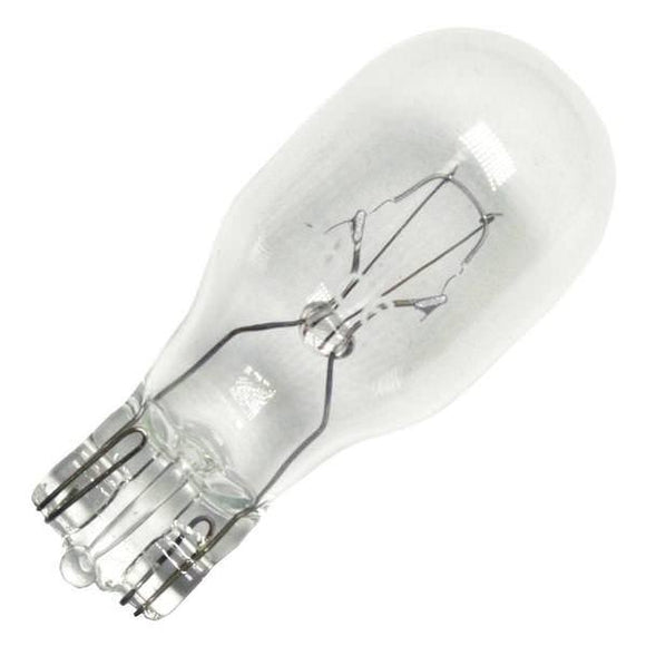 Bulbrite 752370 12.8 Watt T5 Incandescent White Mini Wedge Base