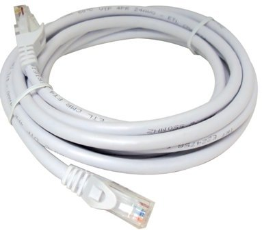 Morris Products 88462 Cat 6 UTP Patchcords 20'