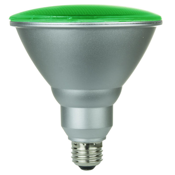 LED - Colored Series - 6 Watt - 350 Lumens  - Green - Green