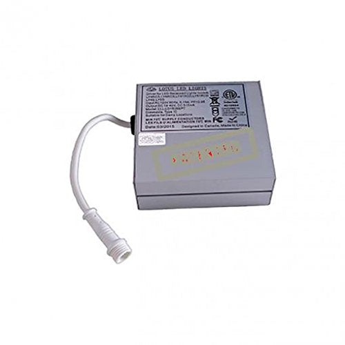 Lotus LED Lights - 120-347 Volts Input Driver
