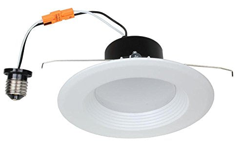 Topaz RTL-633WH-90-D-28 16 Watt LED Fixture 5 Inch/6 Inch Downlight Retrofit Unit, White Finish, 3000 Kelvin,Warm White, 1155 Lumens,65 Watt Halogen Equivalent, Wet Location, Dimmable