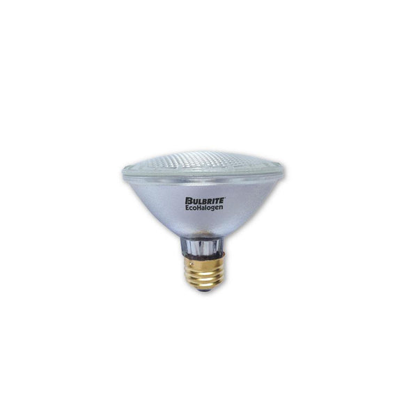Bulbrite 683459 60 Watt Par30sn Halogen White Wide Flood Eco