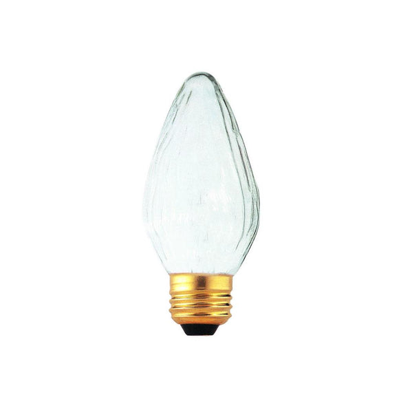 Bulbrite 421025 25 Watt F15 Incandescent White Fiesta
