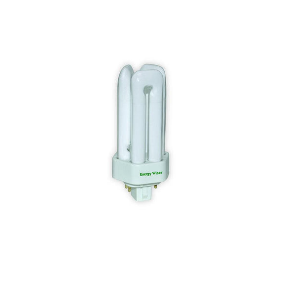 Bulbrite 524328 18 Watt T4 Compact Fluorescent White Tri-tube