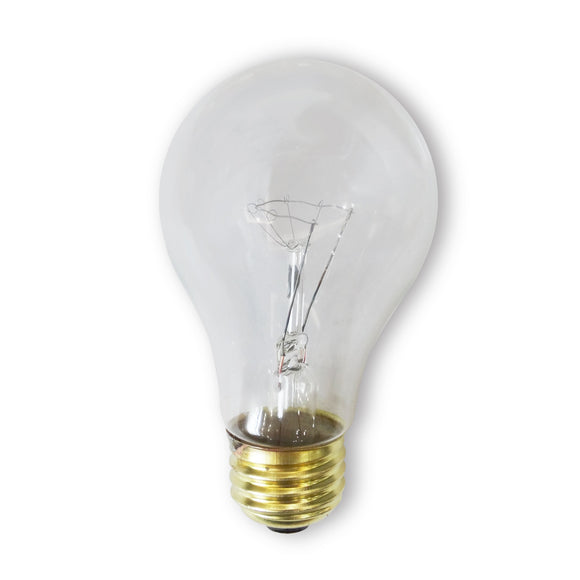 Bulbrite 107240 40 Watt A19 Incandescent White