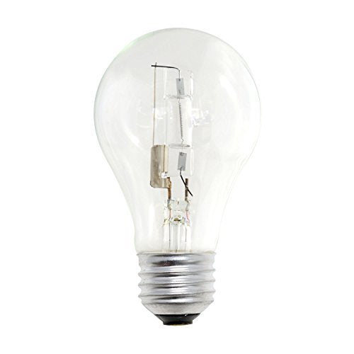 Bulbrite 615073 72 Watt A19 Halogen White