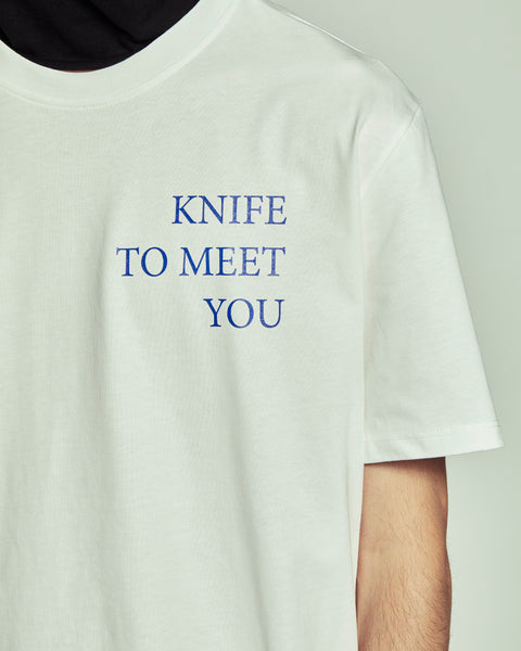 Knife to meet you - Tshirt