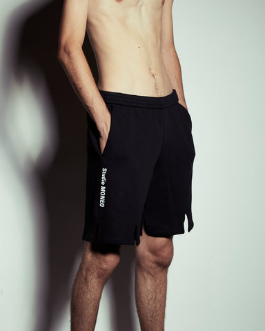 Black Logo - Shorts