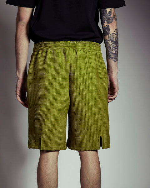Monochrome - Green Short